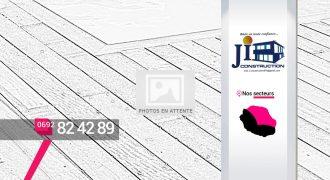JI CONSTRUCTION –  Faire installer un deck ou une terrasse à Saint-André