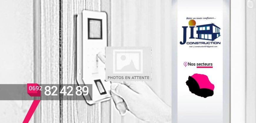 JI CONSTRUCTION –  Installateur d'alarme pour votre domicile à Saint-André