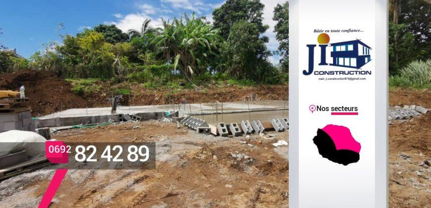 JI CONSTRUCTION –  Trouver un maçon sérieux à Saint-André