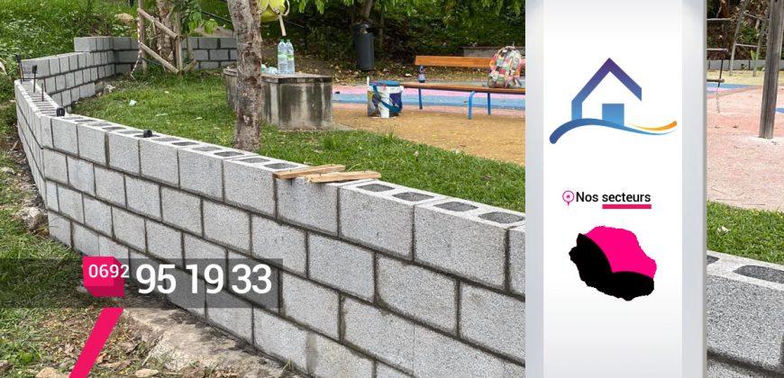 Jydsit Construction – Artisan spécialisé dans la réalisation de clôtures à Saint-André