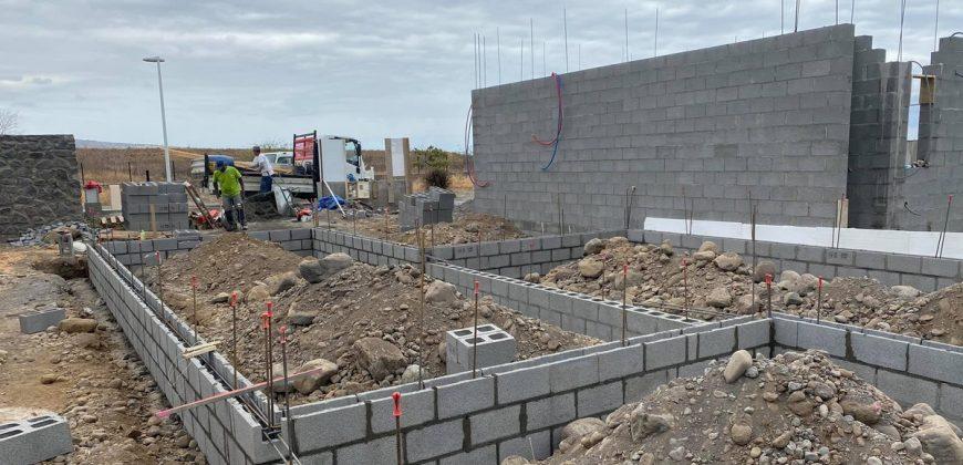 Jydsit Construction – Construction de villas contemporaines à Saint-André