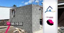 Jydsit Construction – Réalisation de travaux de maçonnerie à Saint-André