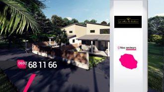 LES VILLAS DU BONHEUR – Construire une maison familiale à Saint-Denis
