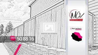 MGV Construction – Créateur de bungalows à Saint-André
