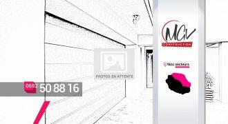 MGV Construction – Faire construire un garage à Saint-André