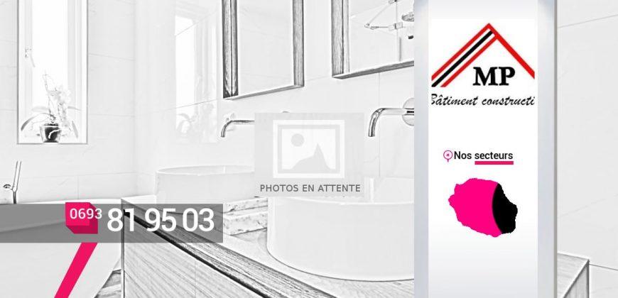 MP Bâtiment Construction – Conception et intégration de salles de bains à Saint-Louis