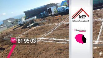 MP Bâtiment Construction – Entreprise de terrassement à Saint-Louis