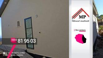 MP Bâtiment Construction – Pose de portes d'entrée ou intérieures à Saint-Louis