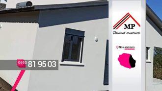 MP Bâtiment Construction – Pose de tous types de fenêtres à Saint-Louis