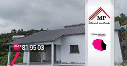 MP Bâtiment Construction – Spécialiste en toiture de villas à Saint-Louis