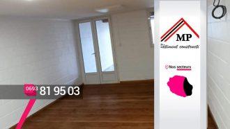 MP Bâtiment Construction – Travaux de peinture à Saint-Louis