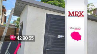 MRK METAL – Artisan pour extension de villas à Sainte-Marie