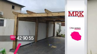 MRK METAL – Construction d'abris de voitures et tonnelles à Sainte-Marie