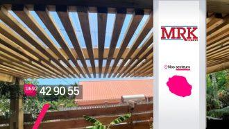 MRK METAL – Faire construire une pergola à Sainte-Marie