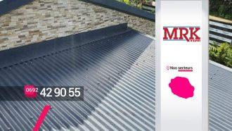 MRK METAL – Poseur de toiture en tôles à Sainte-Marie