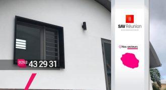SAV REUNION – Trouver un fabricant poseur de fenêtres en aluminium à St-Gilles-Les-Hauts