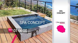 SPA CONCEPT – Concepteur de spas sur mesure à Saint-Louis
