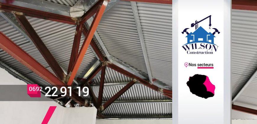 WILSON CONSTRUCTION – Charpentier couvreur et rénovateur de toiture à Saint-André