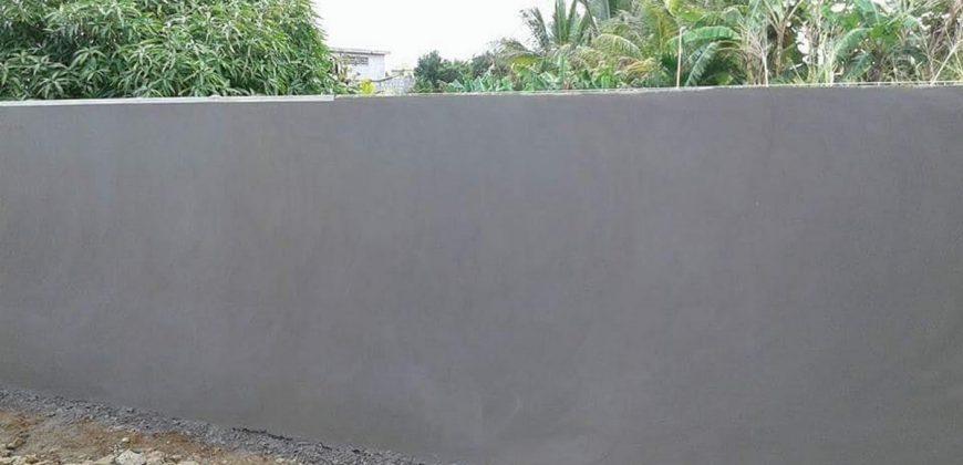 WILSON CONSTRUCTION – Entreprise de fabrication et pose de clôtures à Saint-André