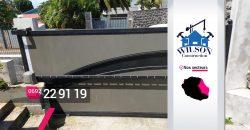 WILSON CONSTRUCTION – Installateur de portails à Saint-André